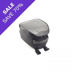 A9518095-Waxed-Cotton-Tank-Bag-Black-Sale